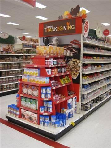 Holiday Displays Thanksgiving Amp Black Friday Displays